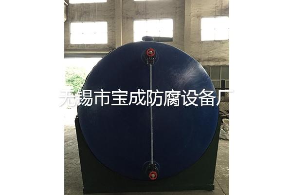 20m³PE储水罐液位